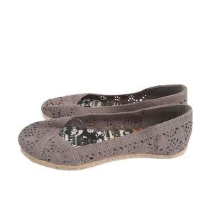 Rock and Candy Dark Gray Shoes